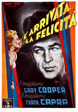 È arrivata la felicità, regia di Frank Capra, 1936