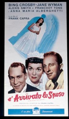 È arrivato lo sposo, regia di Frank Capra, 1951