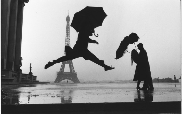 Elliott Erwitt, Parigi, 1989