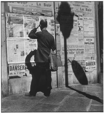 Elliott Erwitt, Parigi - Francia, 1949