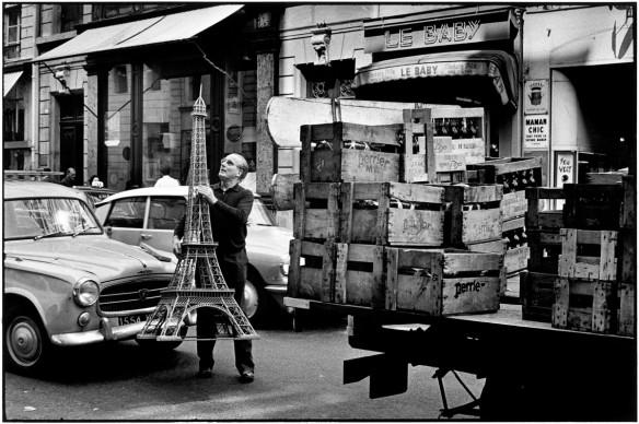 Elliott Erwitt, Parigi - Francia, 1966