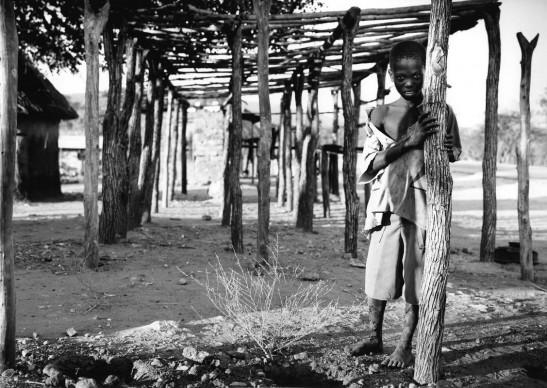 Paolo Solari Bozzi © - Great East Road # 1, Zambia, 2009  - Silver Gelatin print