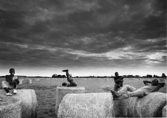 Paolo Solari Bozzi © - Near Lusaka , Zambia, 2014  - Silver Gelatin print