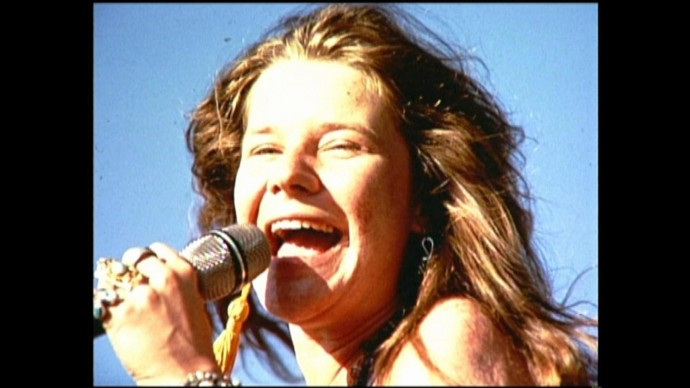 Janis Joplin, protagonista con la band Big Brother and the Holding Company del documentario Nine Hundreds Nights