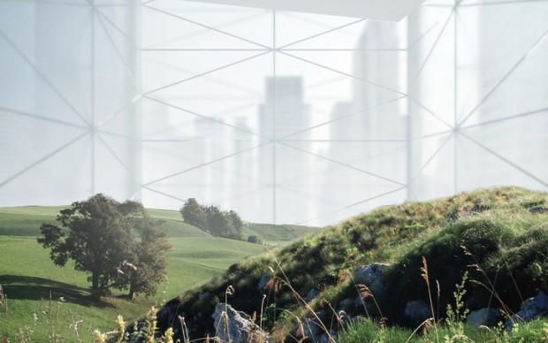 Essence Skyscraper - grasslands level Photo credit: BOMP