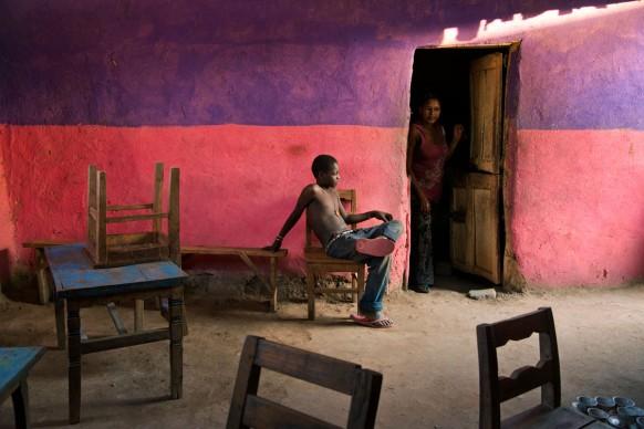 Steve McCurry, Omo Valley - Etiopia, 2013