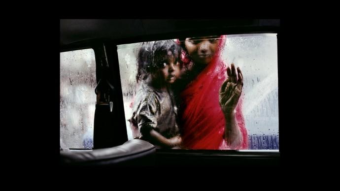 Una foto scattata da Steve McCurry