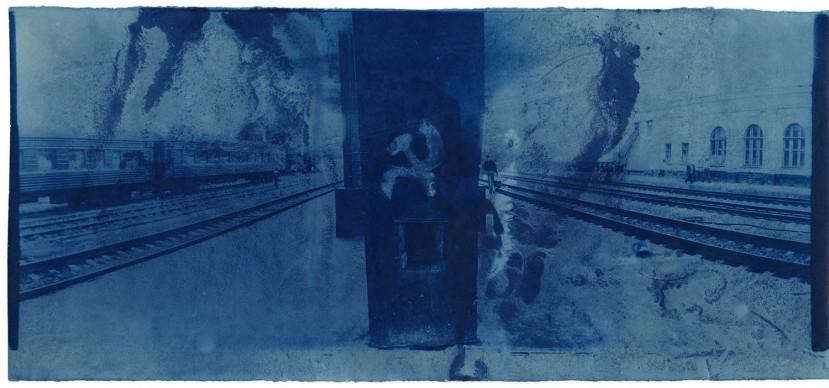 Boris Mikhailov, Senza titolo, dalla serie At Dusk, 1993 © Boris Mikhailov Courtesy Camera - Centro Italiano per la Fotografia