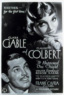 Accadde una notte (It Happened One Night), regia di Frank Capra, 1934