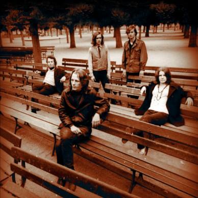 Janis Joplin e la band Big Brother and the Holding Company, protagonisti del documentario Nine Hundreds Nights