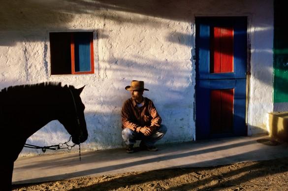 Steve McCurry, La Esperanza, Huila, Colombia, 2004