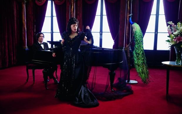 Cindy Sherman interpreta Maria Callas per Francesco Vezzoli