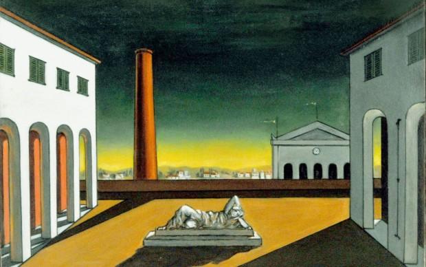 De-Chirico-Piazza-dItalia-1948