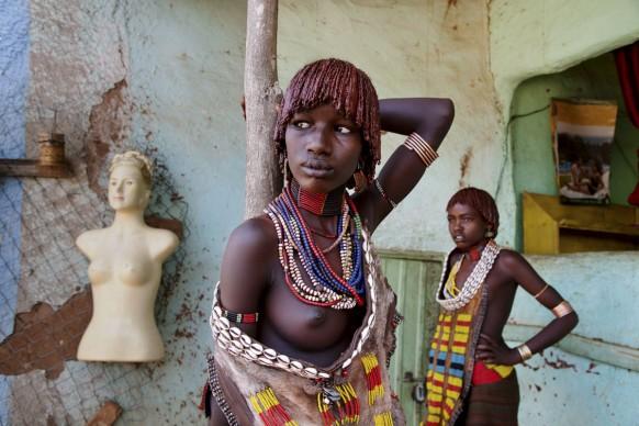 Steve McCurry, Omo Valley - Etiopia