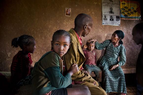 Steve McCurry, Etiopia, agosto 2014