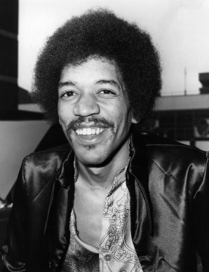Jimi Hendrix nel 1970 (Photo by Central Press/Getty Images)