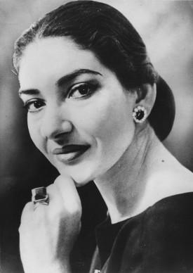 Maria Callas nel 1957  (Photo by Keystone/Getty Images)