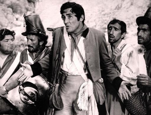 Vittorio Gassman ne I briganti italiani (1962), regia di Mario Camerini