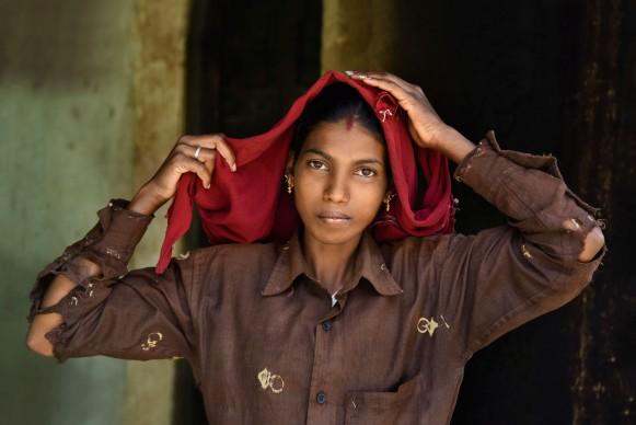 Steve McCurry, India, 2014