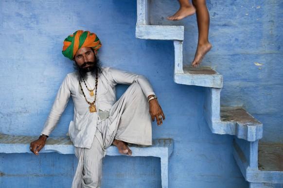 Steve McCurry, Jodhpur - India, 2005