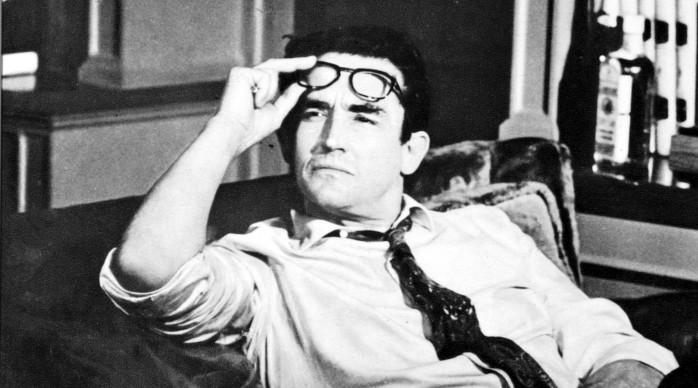 Vittorio Gassman ne L'alibi (1969), di cui era anche regista insieme a Adolfo Celi e Luciano Lucignani