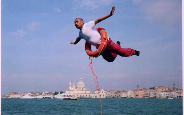 Li Wei - Flying over venice - foto