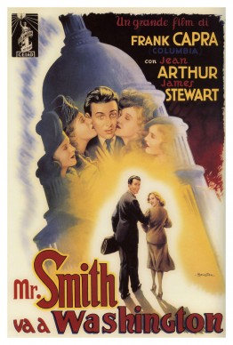 Mr. Smith va a Washington, regia di Frank Capra, 1939