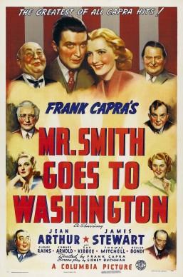 Mr. Smith va a Washington (Mr. Smith Goes to Washington), regia di Frank Capra, 1939