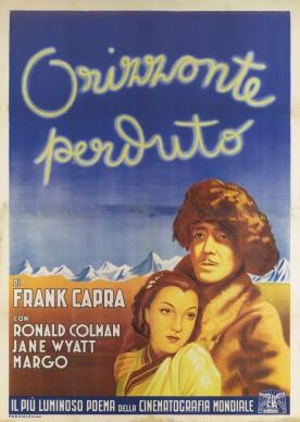 Orizzonte perduto, regia di Frank Capra, 1937