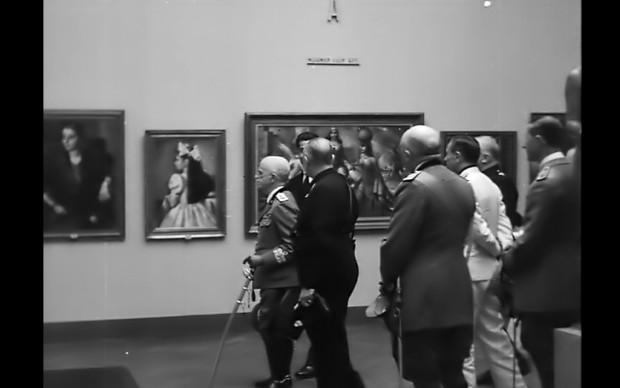 RE ALLA BIENNALE d'Arte 1928 Venezia Pop