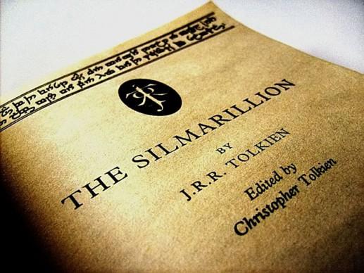 Copertina del libro Il Silmarillion
