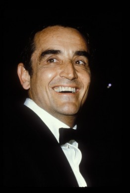 Vittorio Gassman a Madrid, in Spagna (Photo by Gianni Ferrari/Cover/Getty Images)