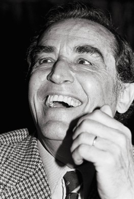 Vittorio Gassman (Photo by Paco Junquera/Cover/Getty Images)