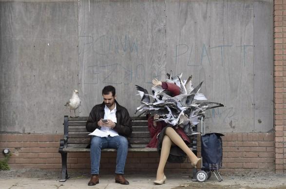 Banksy, Dismaland, Contea di Somerset – Gran Bretagna, 2015
