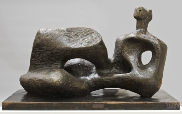 henry moore terme di diocleziano roma