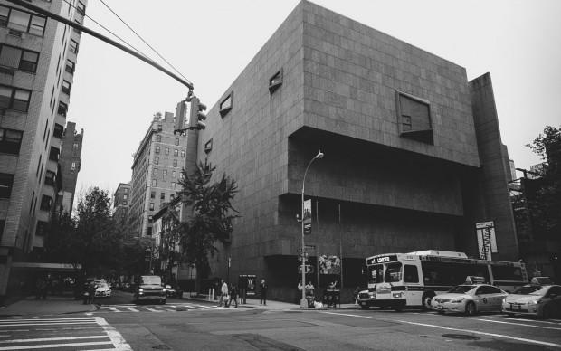 Whitney Museum, edificio di Marcel Breuer, New York