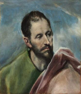 Domenikos Theotokopoulos detto El Greco, San Giacomo minore, 1585-1590 ca. Olio su tela, 49,5x42,5 cm © Museum of Fine Arts, Budapest 2015