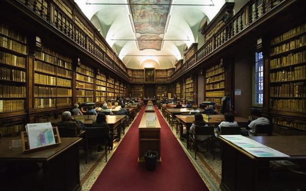 Milano Bookcity Biblioteca Braidense