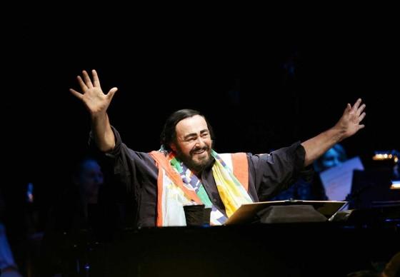 Luciano Pavarotti. © HR/welldoneagency/Andreas Hofweber