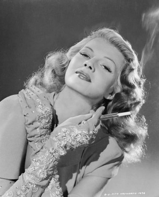 Rita Hayworth nel 1947 (Photo by John Kobal Foundation/Getty Images)