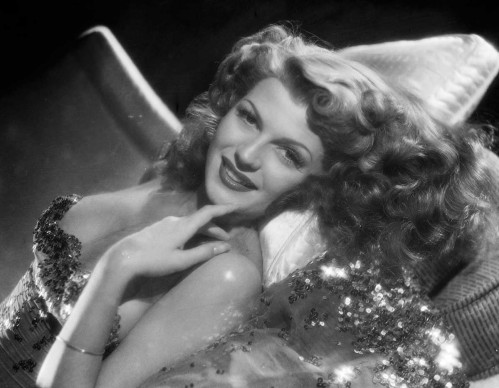 Rita Hayworth nel ruolo di Marcia Acuna per il musicale You Were Never Lovelier nel 1942 (Photo by George Hurrell/John Kobal Foundation/Getty Images)
