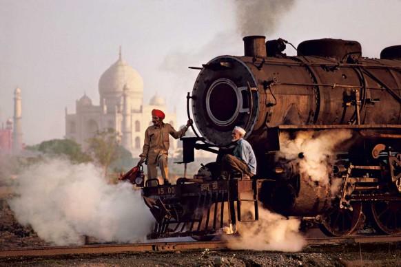 Steve McCurry, Agra, India, 1983