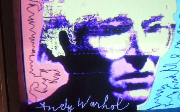 Andy-Warhol_Autoritratto_1985_Amiga-1000