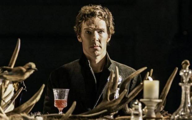 Benedict Cumberbatch-Hamleto Barbican Londra