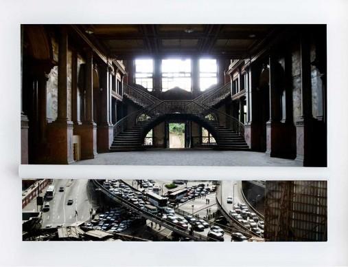 Eva Frapiccini, Golden Jail   Discovering Subjection, 2014. Immagine dalla serie di 15 opere fotografiche, 65x85x5 cm ciascuna, stampa inkjet. Courtesy l'artista