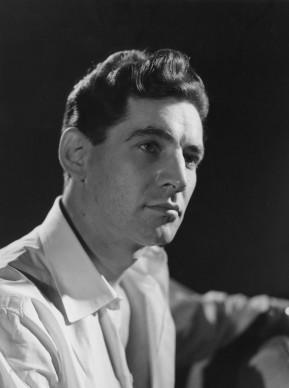 Leonard Bernstein negli anni Cinquanta (Photo by Baron/Hulton Archive/Getty Images)