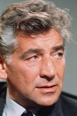 Leonard Bernstein nel 1970 (Photo by Erich Auerbach/Getty Images)
