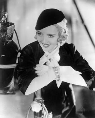Bette Davis nel dicembre del 1938 (Photo by Keystone/Getty Images)