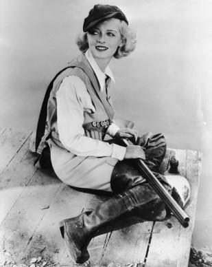 Bette Davis agli inizi degli anni Trenta (Photo by Hulton Archive/Getty Images)