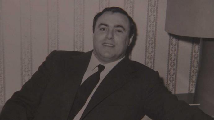 Luciano Pavarotti nel 1967